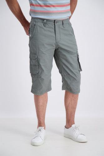 Cargo Cotton Knickers - Army / M - SHORTS 3-56004, 3XL, 4XL,