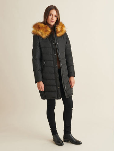 Evelyn Jacket - Black/Natural / 36 - JACKOR 10002,