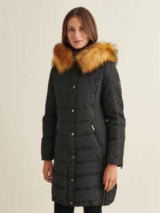 Evelyn Jacket - JACKOR 10002, 10002-2003, BLACK, DAM,