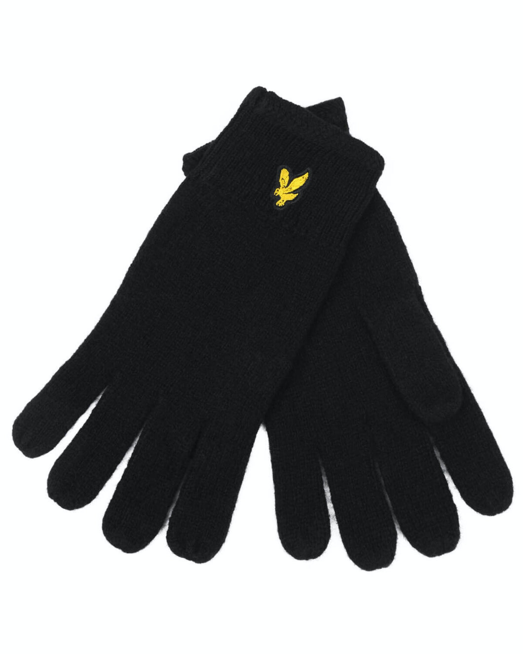 Racked Rib Gloves - Black / One Size - HANDSKAR ACCESSOARER,