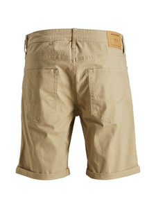 Rick Original Shorts - SHORTS BEIGE, HERR, JACK & JONES, L,