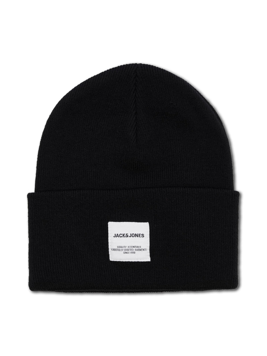 Long Knit Beanie - Black / One Size - MÖSSA 12150627,