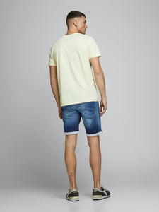 Rick Icon Shorts 007 - SHORTS DENIM, HERR, JACK & JONES,