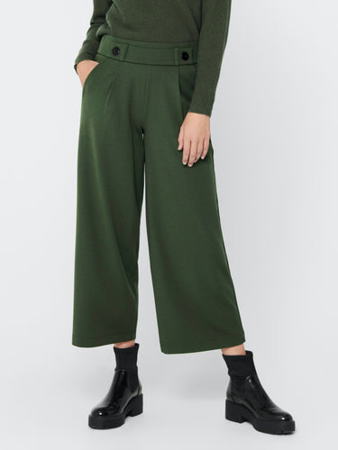 Geggo New Ancle Pants - Forest Night / XS - BYXOR BYXA,