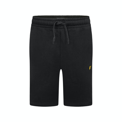 Classic Sweat Short - True Black / 6-7Y - SHORTS 10-11Y,
