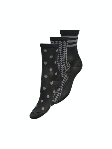 Abarna Socks In A Cup - Black / One Size - STRUMPOR