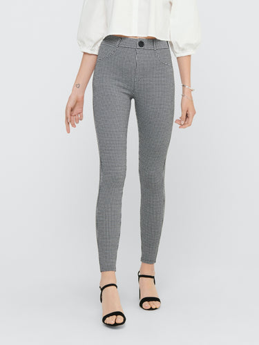 Taylor Leggings - Houndstooth Check / XS - BYXOR BYXA,