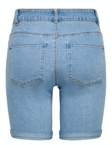Sun Anne Shorts - SHORTS DAM, DENIM, JEANSSHORTS, L, M ONLY