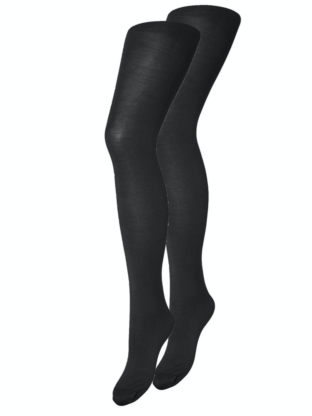New Nikoline 40 Den 2-Pack Tights - Black / XS/S -