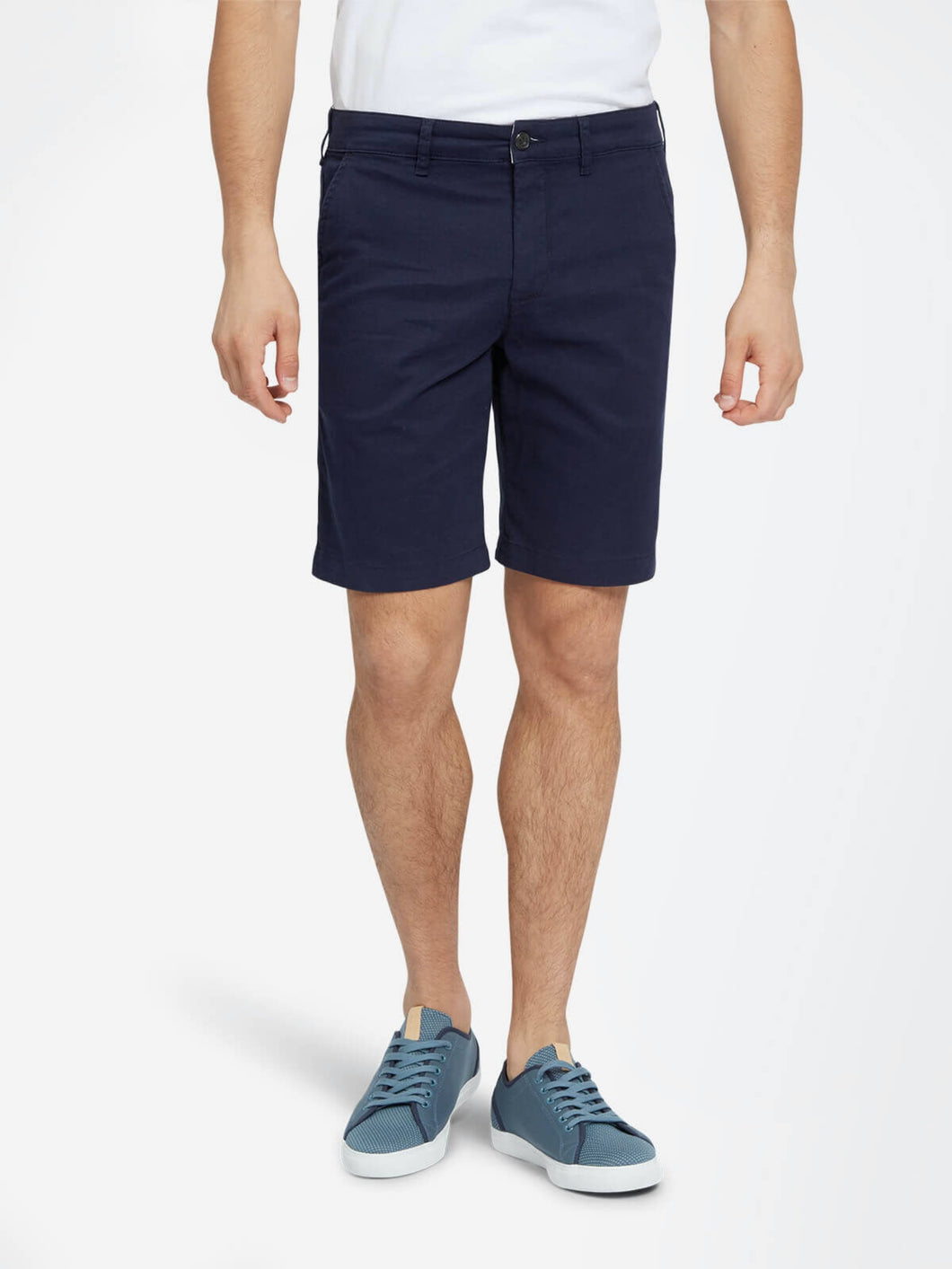 Chino Short - Navy / 28 - SHORTS HERR, L, LYLE & SCOTT, M,