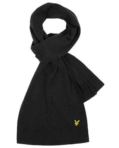 Lyle & Scott Halsduk - Black / One Size - HALSDUK
