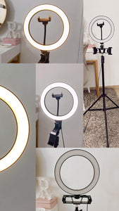 "10"" ring light"