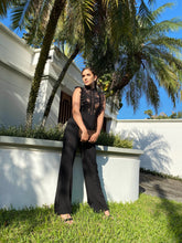Load image into Gallery viewer, Valentina jumpsuit black