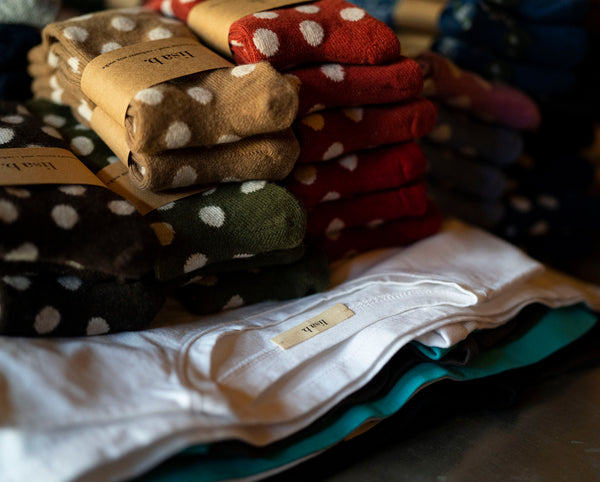 A wholesale order is ready to be boxed up and sent on it's way | lisa b.