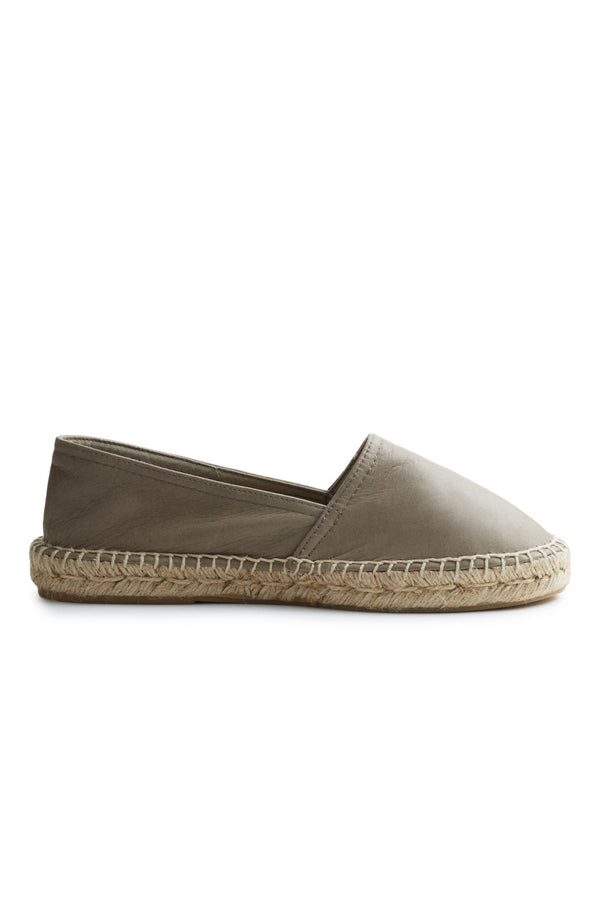 classic espadrille in clay