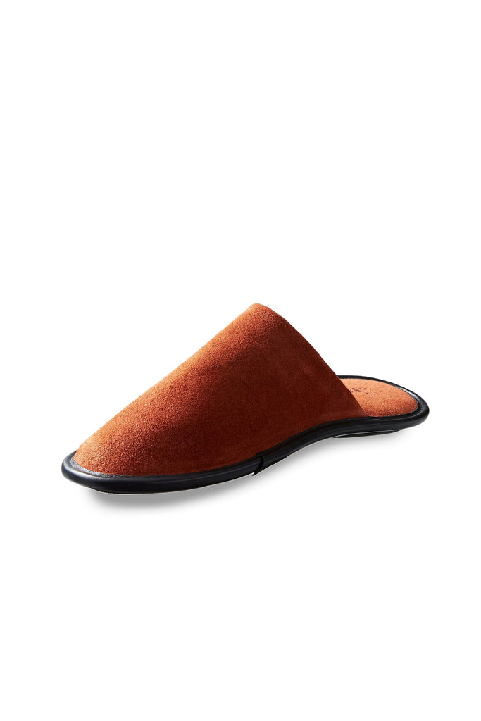 women's spice suede slippers