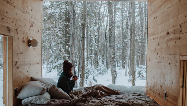 How to Make Your Winter Wellness Routine More Cozy