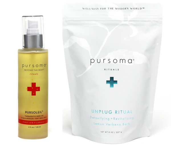 Today Show Exclusive: De-Stress Kit with Pursoleil