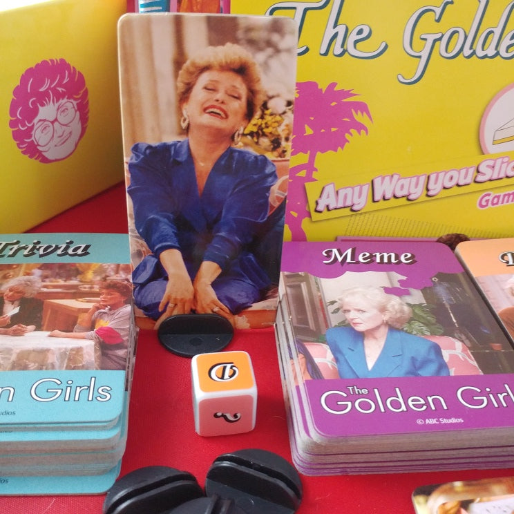 The Golden Girls Any Way You Slice It Game