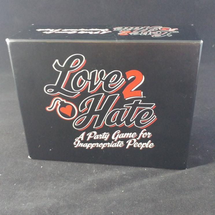 photo of love 2 hate game