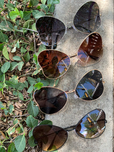 Butterfly Shape Sunglasses
