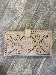 Taupe Madison Wallet