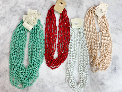 Beaded Necklace {Collection 1}