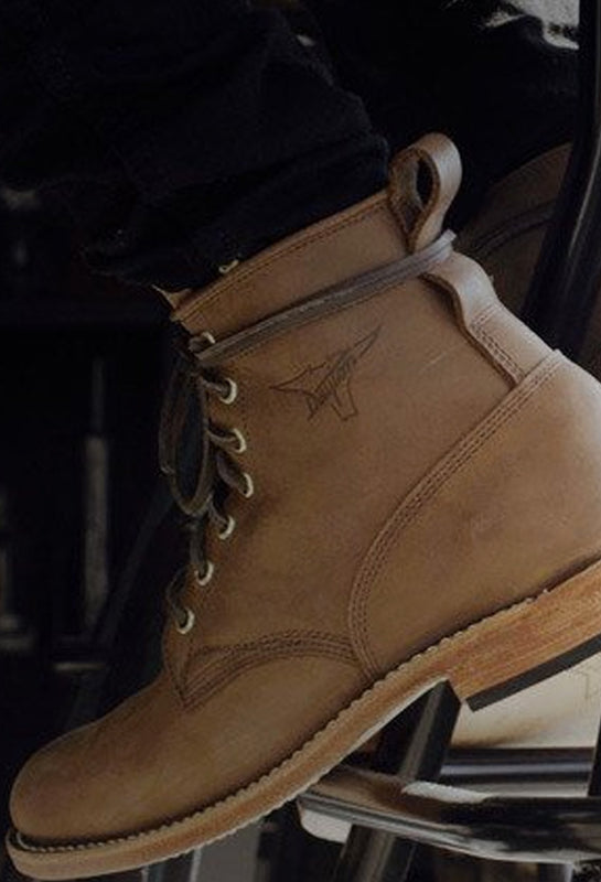 Hand Crafted, Made to Order & Custom Footwear Since 1946