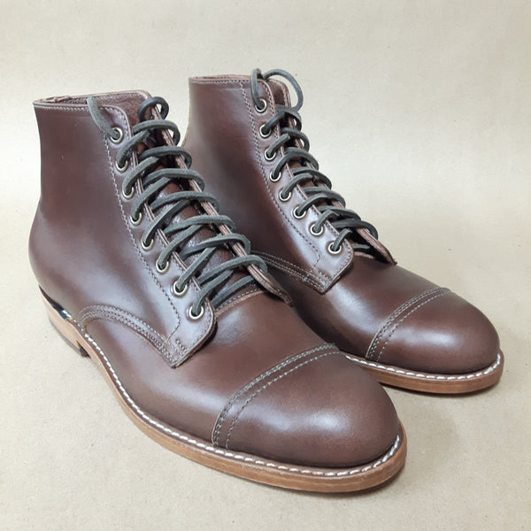 Parade Boot - Brown Pullup