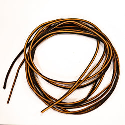 "108"" Heavy Duty Cougar Leather Laces"