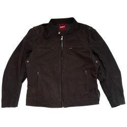 Dayton Heavy Canvas Riding Jacket