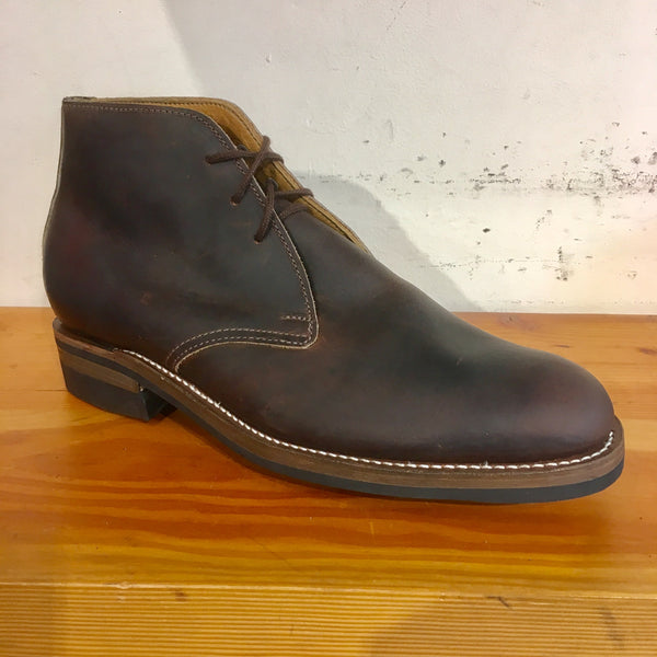 Chukka - Black Chromexcel