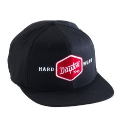 Dayton Hard Wear Snap-Back (Black)