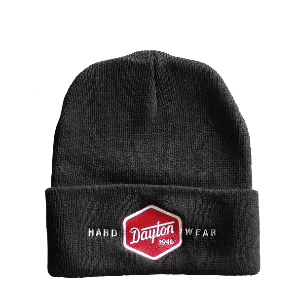 Dayton Hard Wear Toque (Black)