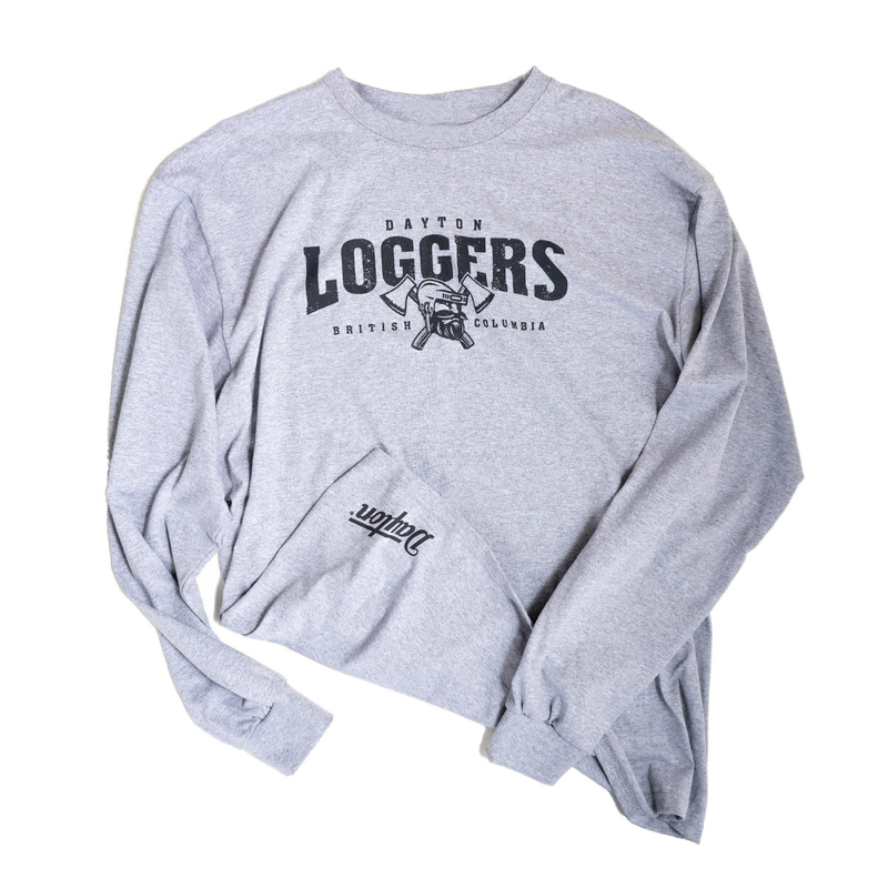 Dayton Loggers Long sleeve Men's