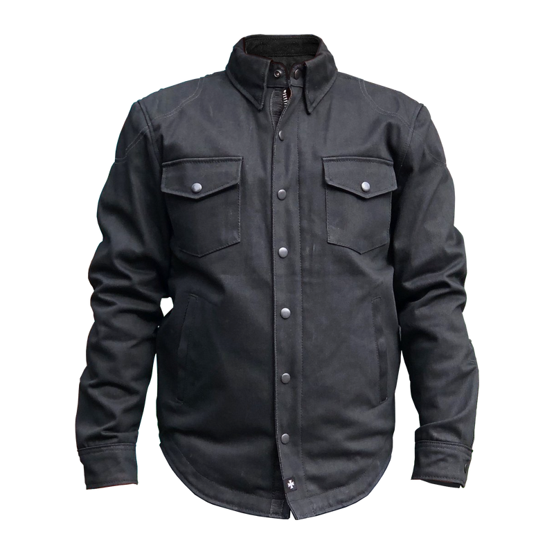 Ghost Rider Canvas Jacket
