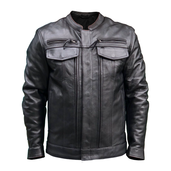 Mother Trucker Leather Jacket