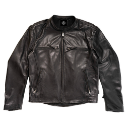 Dayton Leather Motorcycle Jacket