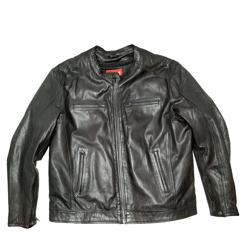Street Racer Leather Jacket