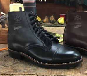 canada150 parade boot limited edition black chrome
