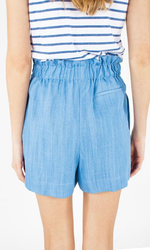 Asher Tie Shorts