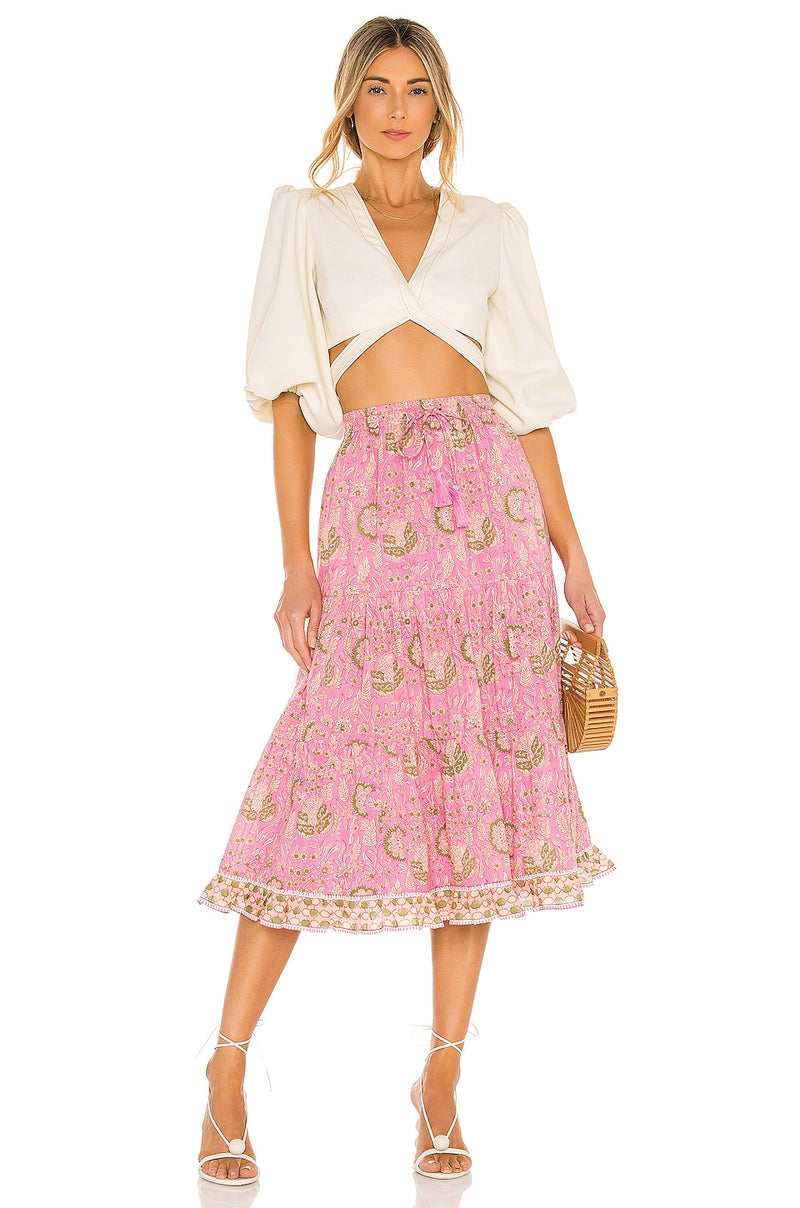 Chelsea Skirt Wildflower