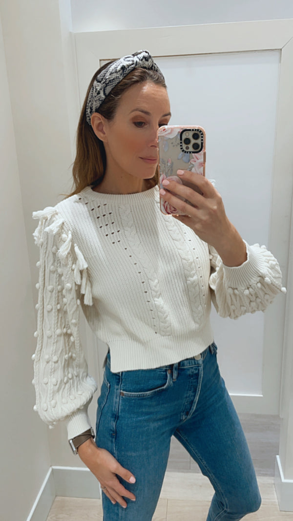 Loma Sweater Ivory