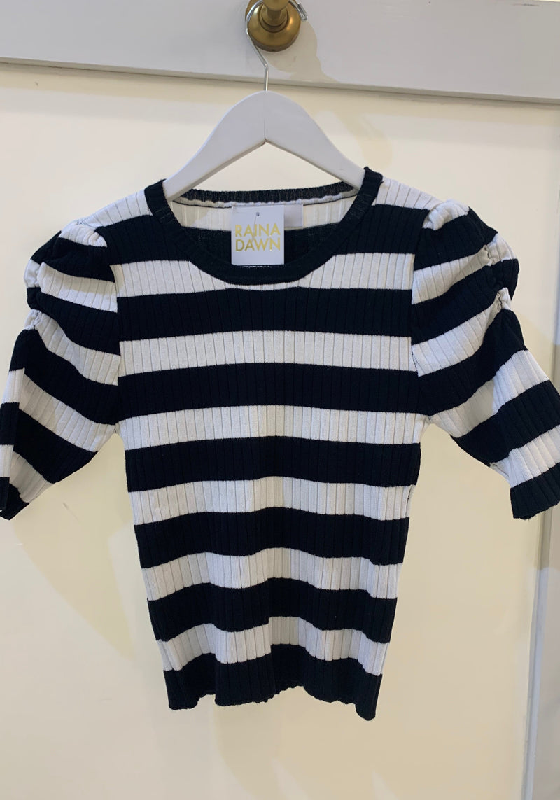 Aiden Knit Inmate Sweater