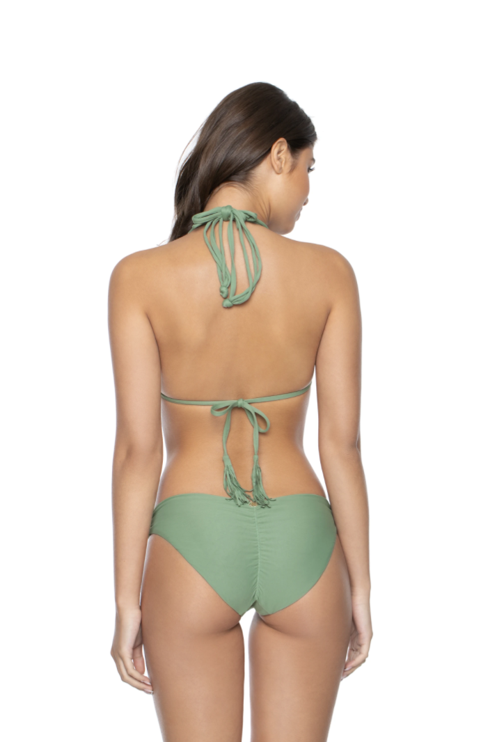 Sage Ruched Full Bottom