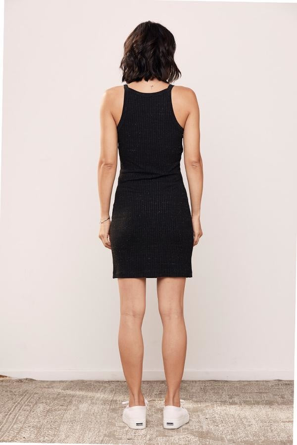 Aiden Speckle Mini Dress