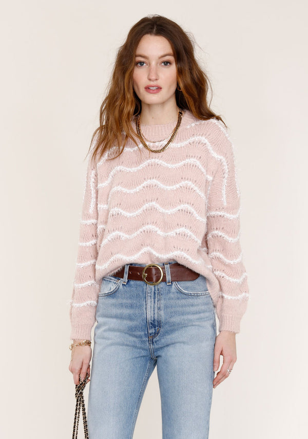 Bridgette Sweater Blush