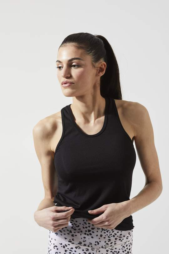 Calvin Black One Size Tank