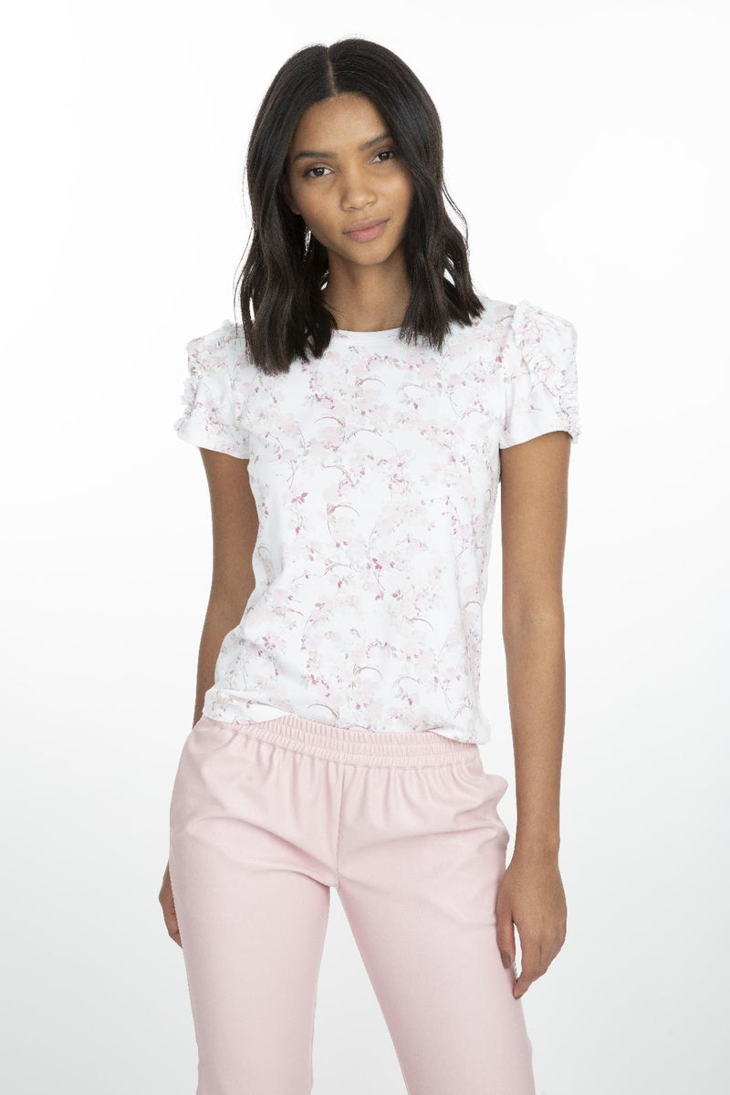 Emma top Pastel Rose