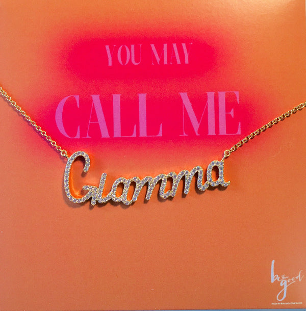 Glamma Necklace